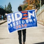Wie is de Amerikaanse president? Kamala Harris, niet Biden, praat met buitenlandse leiders