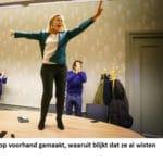 Bilderberg-club en het WEF willen ons Sigrid Kaag als premier door de strot duwen