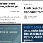 Alle presidenten van de enige drie landen die de Covid injecties weigerden zijn nu dood