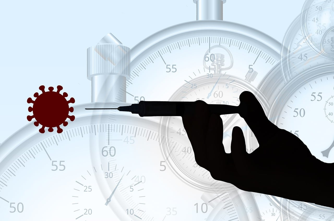 Vaccine Corona Medical Syringe  - geralt / Pixabay