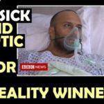 """In ziekenhuis opgenomen """"Covid""""-patiënt die spijt had dat hij de prik niet had gekregen op BBC News zender is een ACTEUR"""